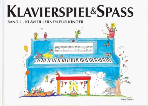 Band 2 – Klavier lernen für Kinder