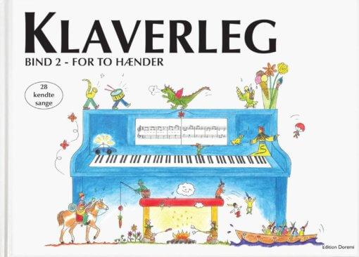 Klaverleg Bind 2