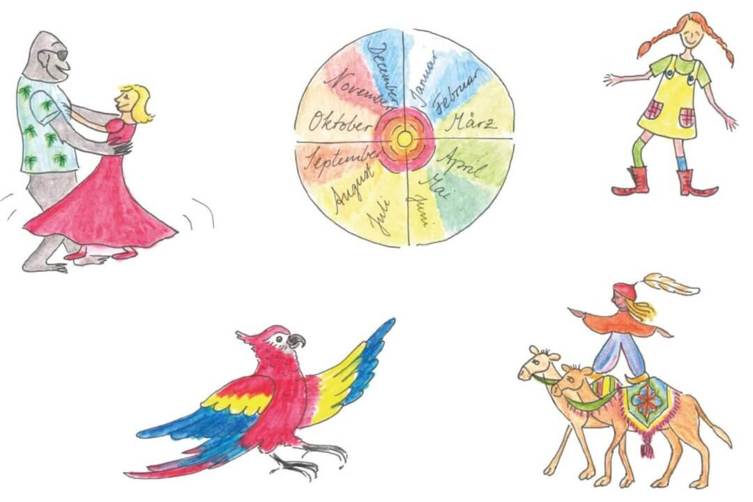 Quiz Band 3 Illustration